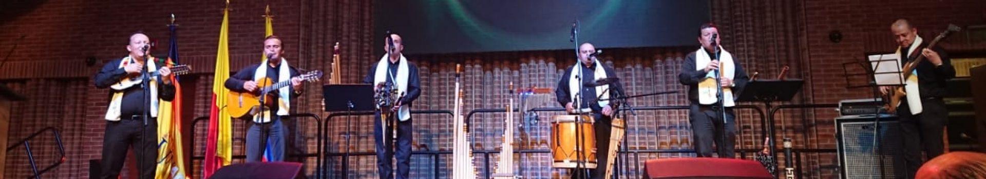 Siete Voces – Música Latinoamericana